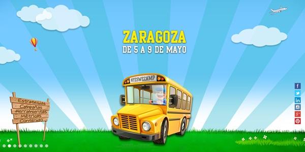 Social Media Camp Zaragoza